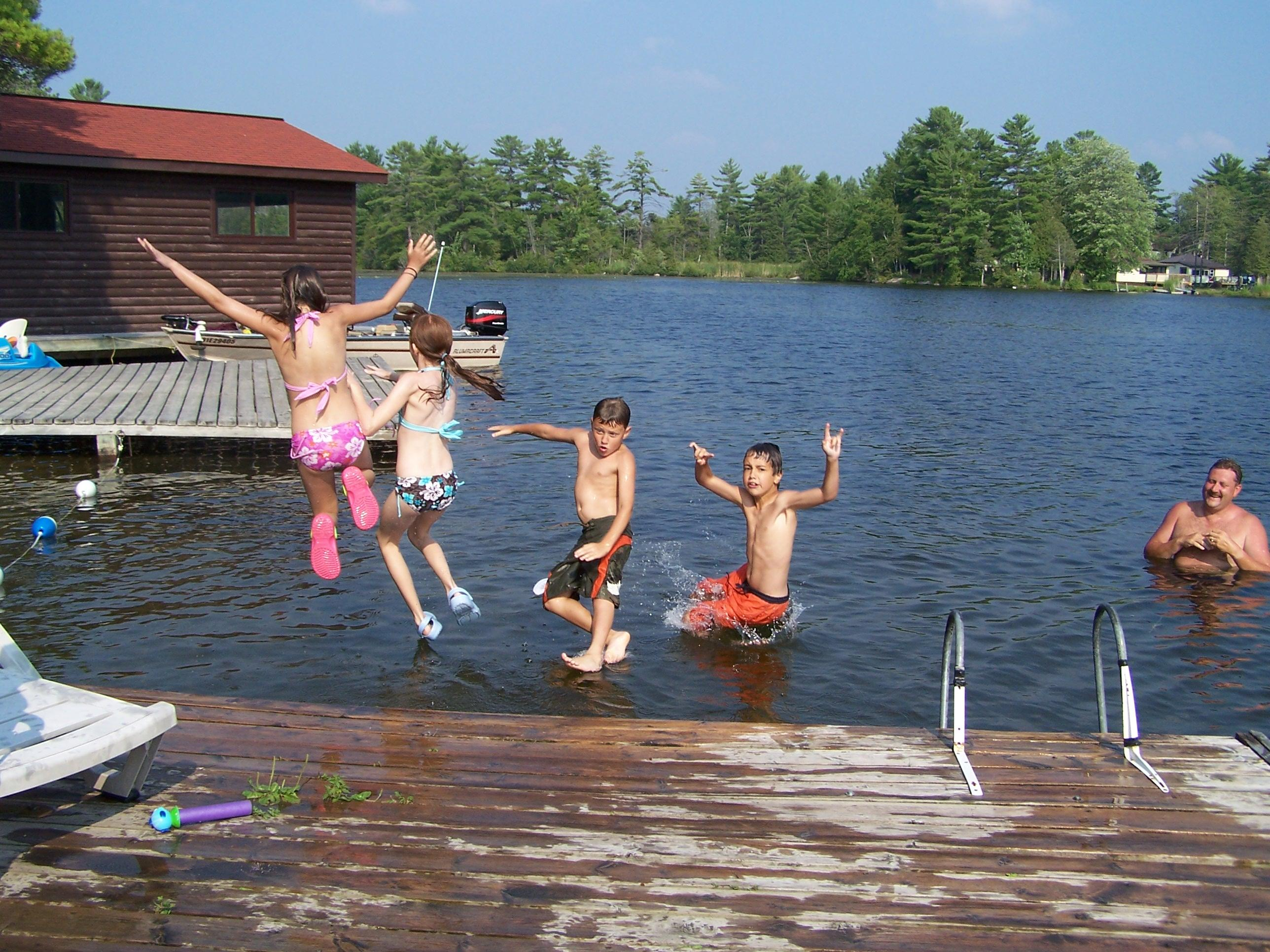 lake blog new rentals silent parks at parksblog ontario dsc cottage cabins